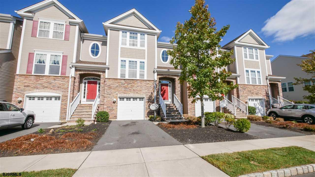 Don't miss this opportunity to own in this desirable community! This beautiful 3 BR, 3 1/2 bath Town