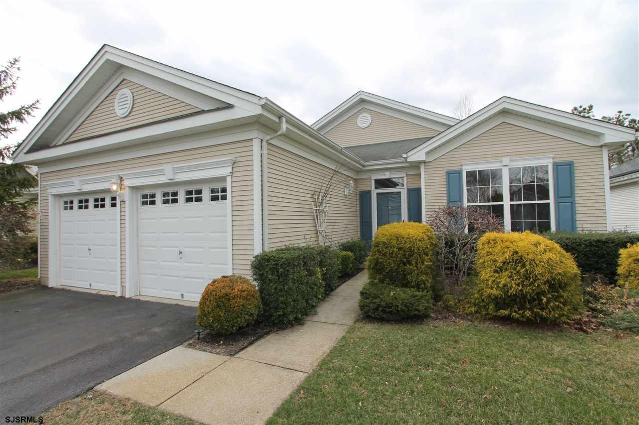 Move-in Ready! Bright and beautiful 2 Bed, 2 Bath Juniper Model Conveniently Located in Chatham Vill
