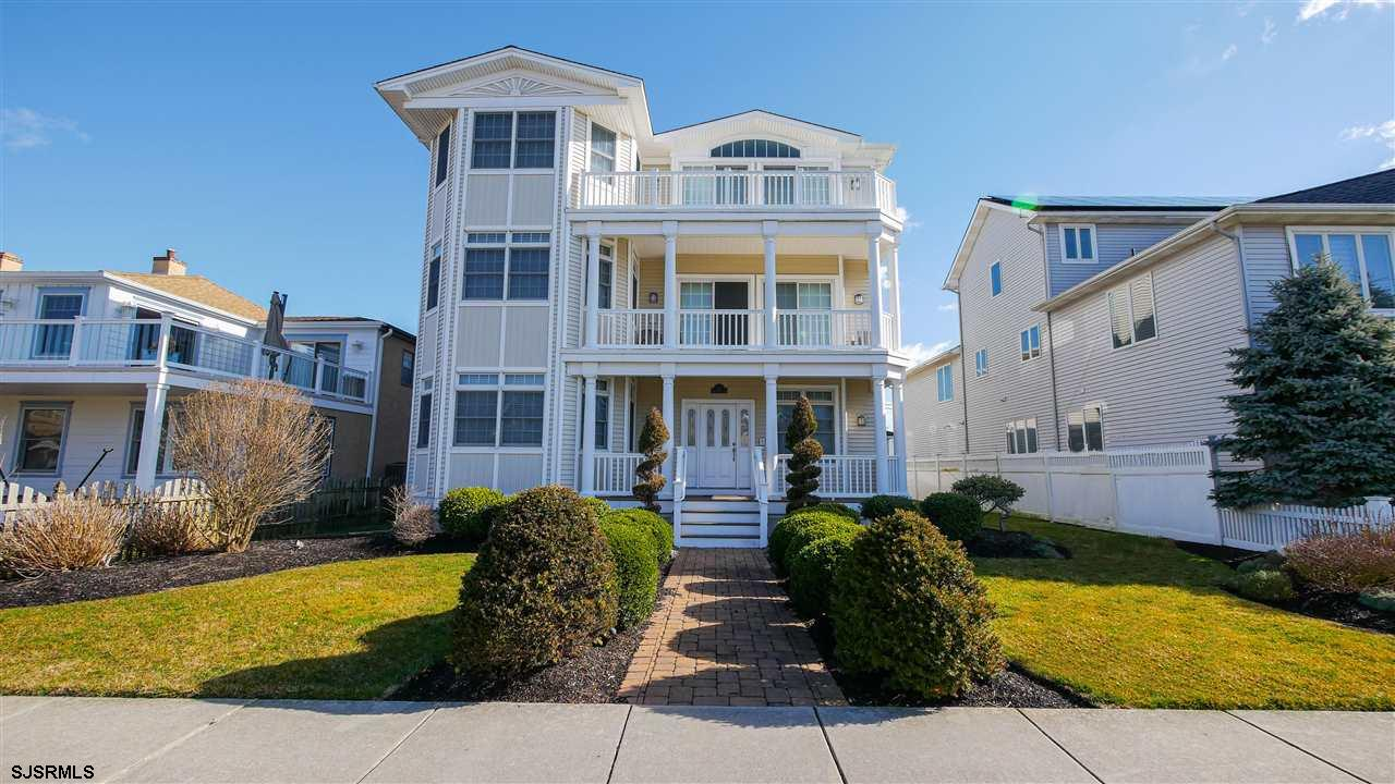 OPEN HOUSE!! SATURDAY 2-29-2020 FROM 11 AM TO 1 PM. Brigantine A- Zone stunner boasting 6 Bedrooms a