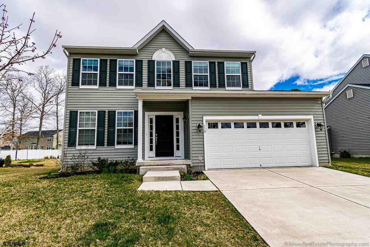Upgraded Devon model built  by Paparone Homes  in the desirable Artist's Walk Community located off
