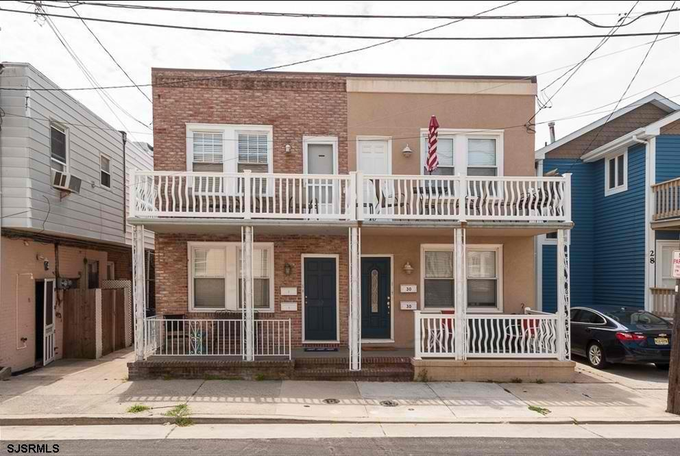 Incredible opportunity to own this well maintained and upgraded 2 bed 1 bath condo 1 block from beac