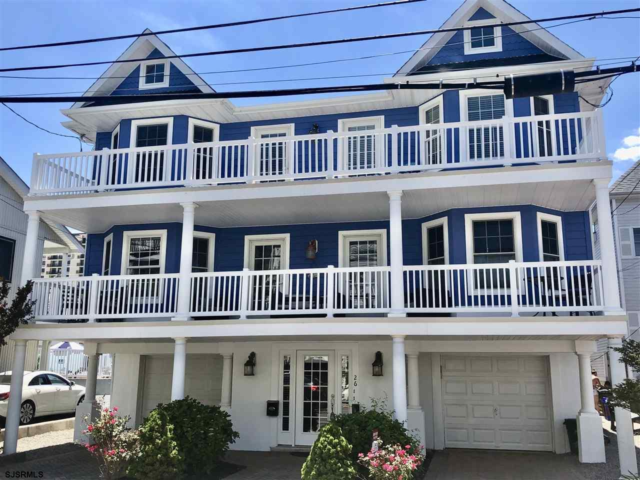 Imagine, you could be the new owner of this top floor condo that is literally steps to the beach, wa