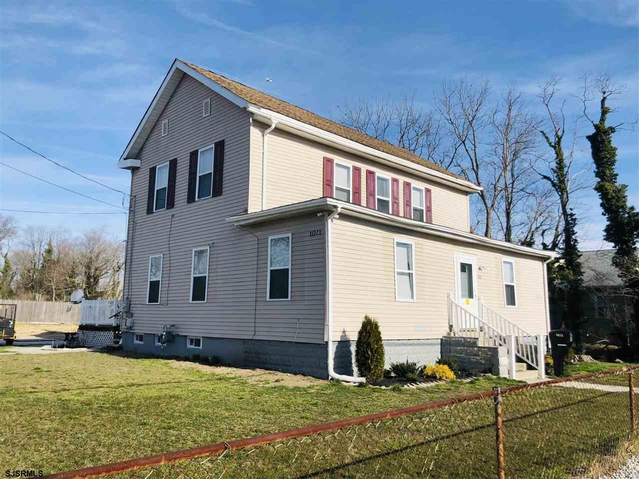 Great Investment Property or Great Home for a Large Family! This House offers 6 bedrooms, 3 bathroom