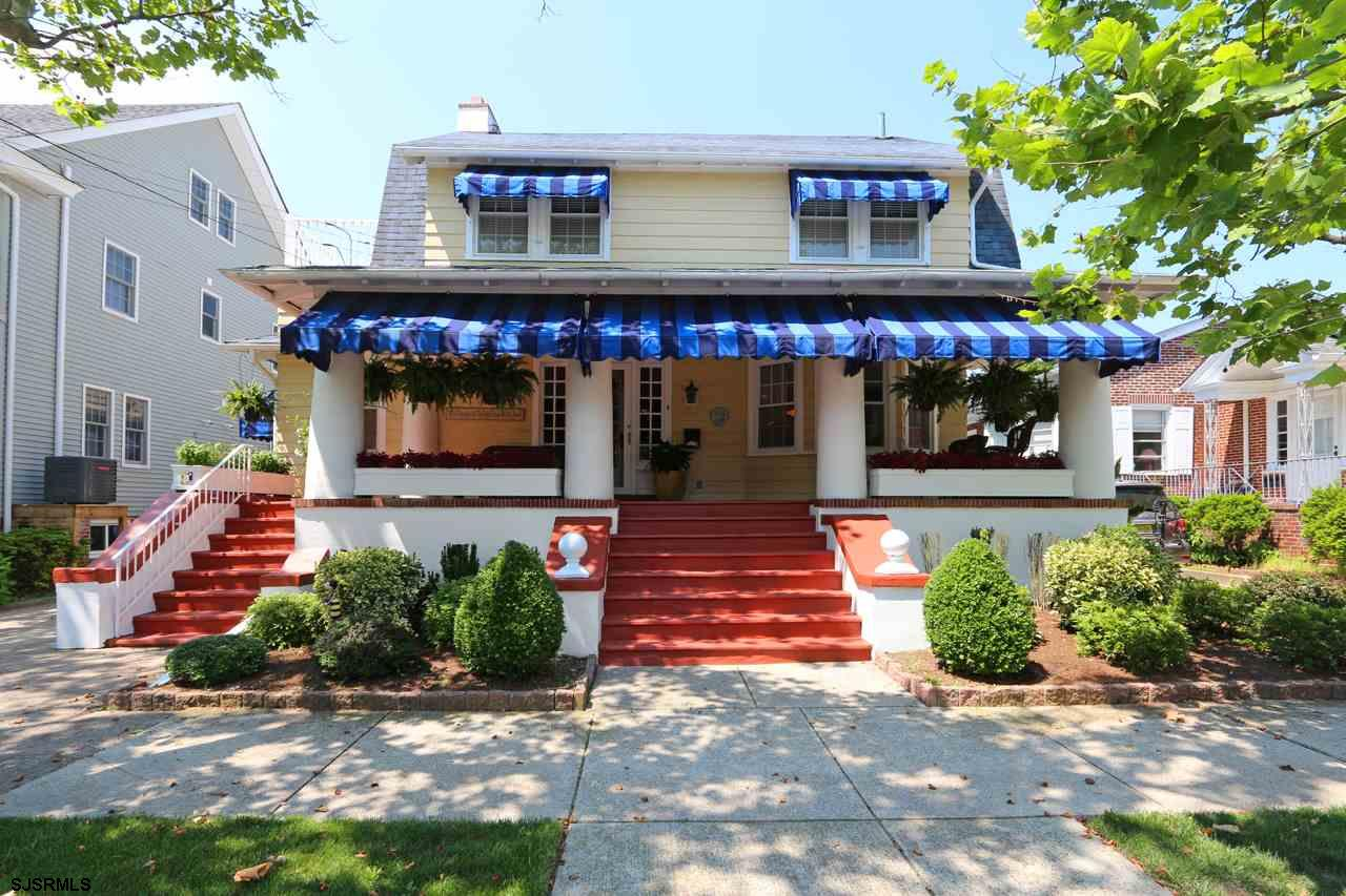 This is a beautiful home built in 1900.  The charm of this home and the surrounding homes, make for