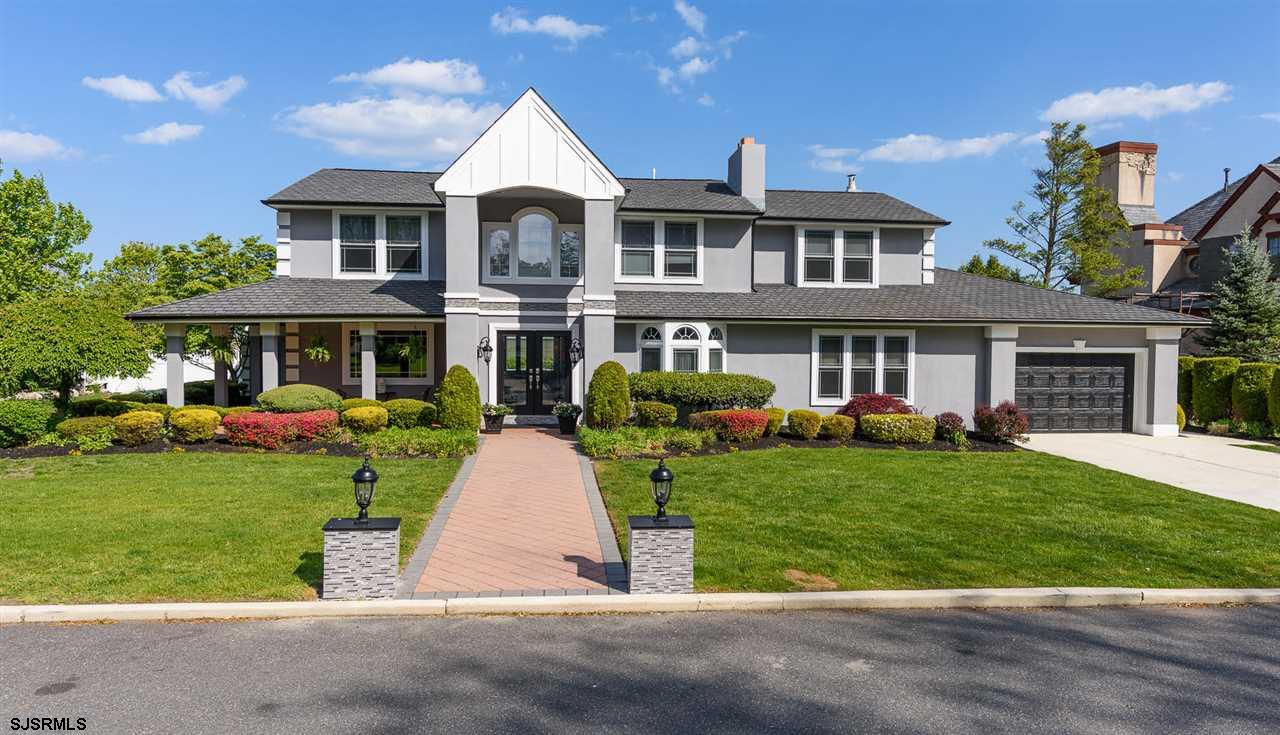 Beautifully updated! Serene location with incredible panoramic meadow views - from OC to AC!!!  Impr