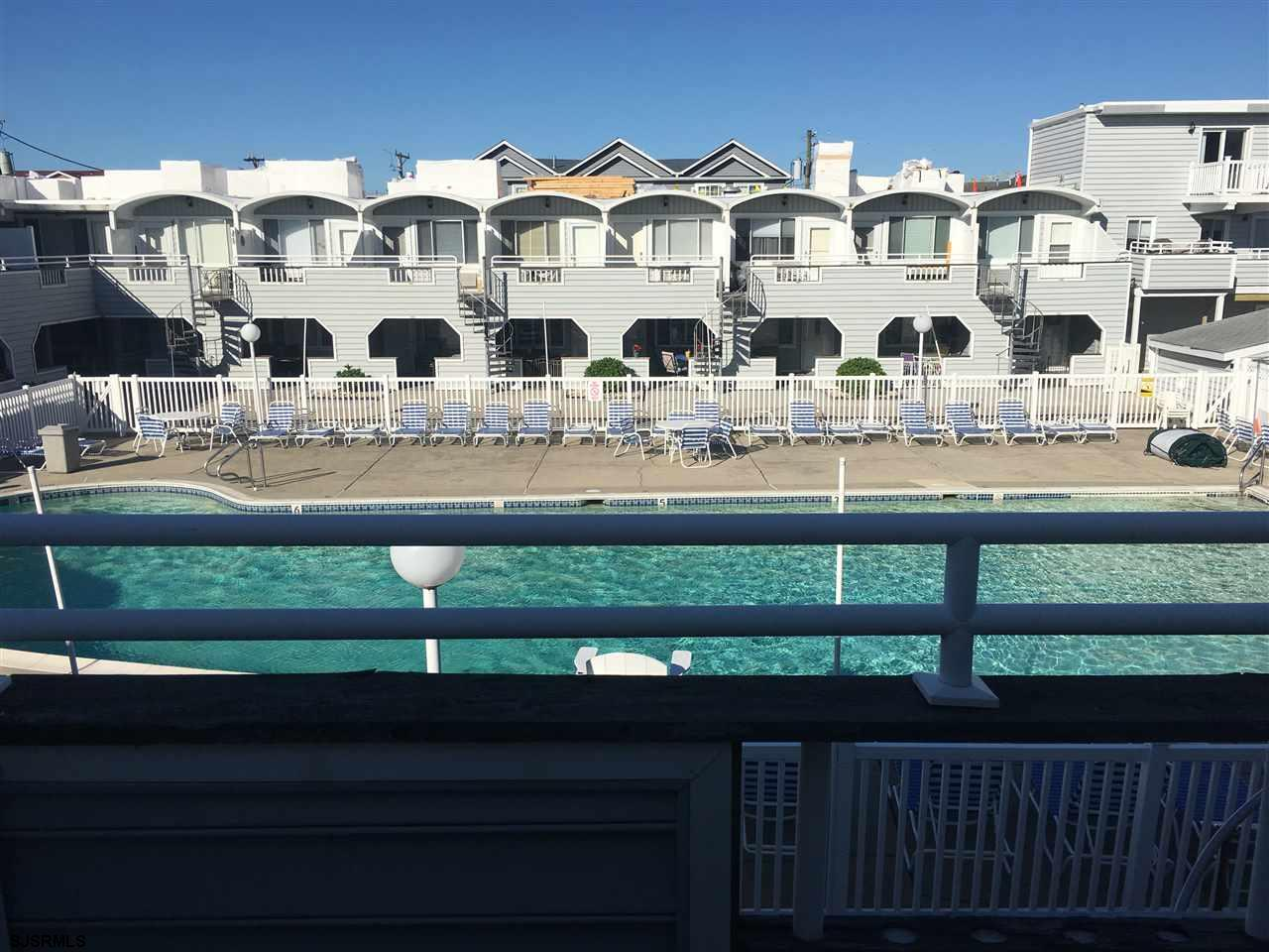 Best Location in Margate! Completely renovated 1br condo with balcony and water views in the Margate