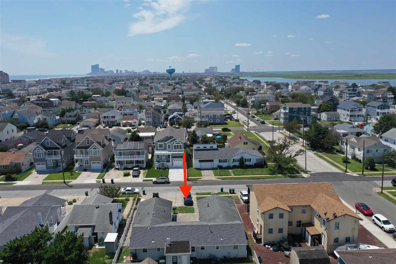 GREAT LOCATION.  One and a half blocks to one of the best beaches in Brigantine.  Unit has been reha