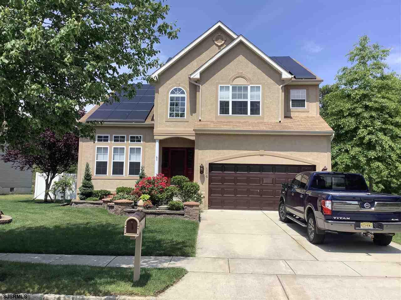 Gorgeous home in a development on a cul de sac. Upgrades throughout stainless steel appliances, beau