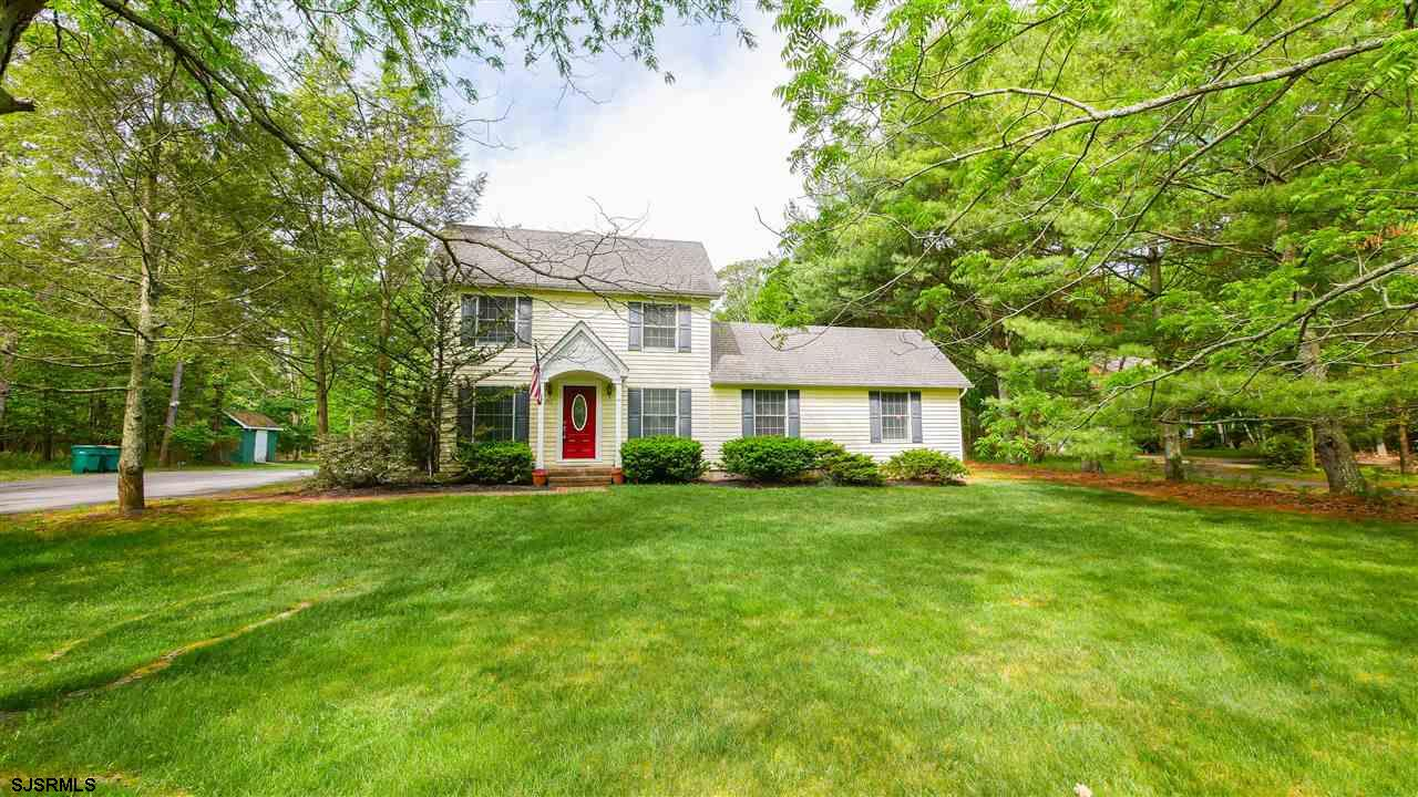 A white picket fence greets you when you approach this beautiful 4 bedroom 2 1/2 bath 2 story. Featu