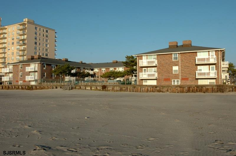 OUTSTANDING!! ONE OF A KIND UNIT IN A VERY POPULAR BEACHFRONT BUILDING!! 3 BEDRMS, 2 BATHS WITH 2 BA