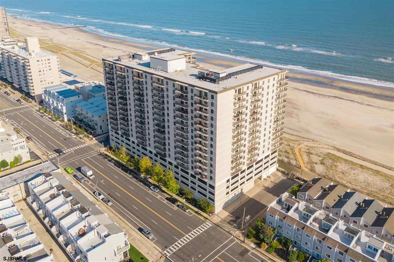 Located on the 9th floor, this immaculate 2 bedroom, 2 bath DIRECT OCEAN FRONT unit has been fully r