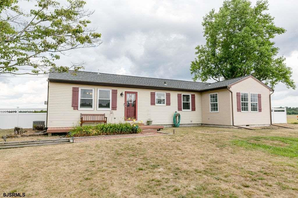 ***MAYS LANDING NEW LISTING ALERT***9 ACRES***RANCHER***4 BED 2 FULL BATH***NEWER ROOF***NEWER WINDO