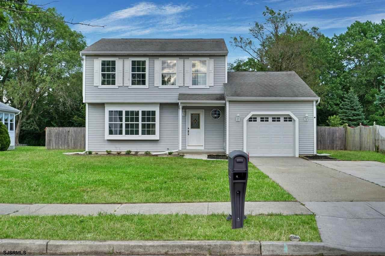 Welcome to Sagemore! This 4 bedroom 2 and a half bathroom home has been beautifully renovated. Rooms