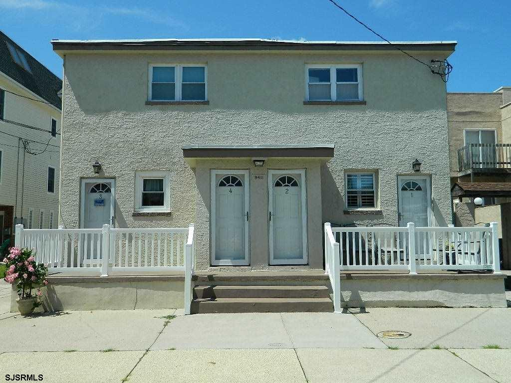 9411 Monmouth Ave, Margate, NJ, 08402