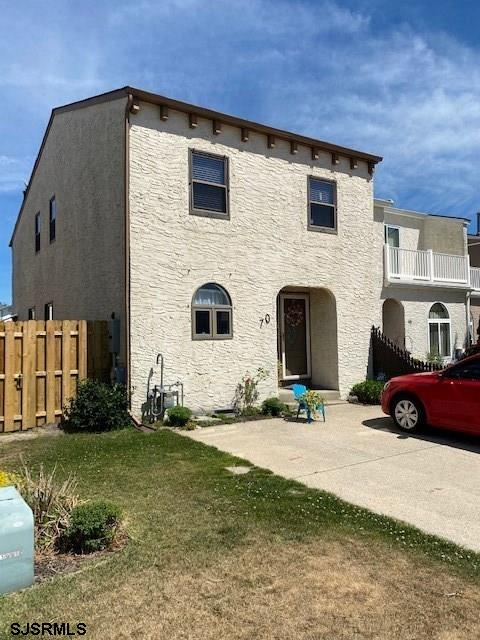3 Bedroom 2.5 Bath Townhome in Brigantine Listed at 249,900.  Upgraded kitchen with granite counter