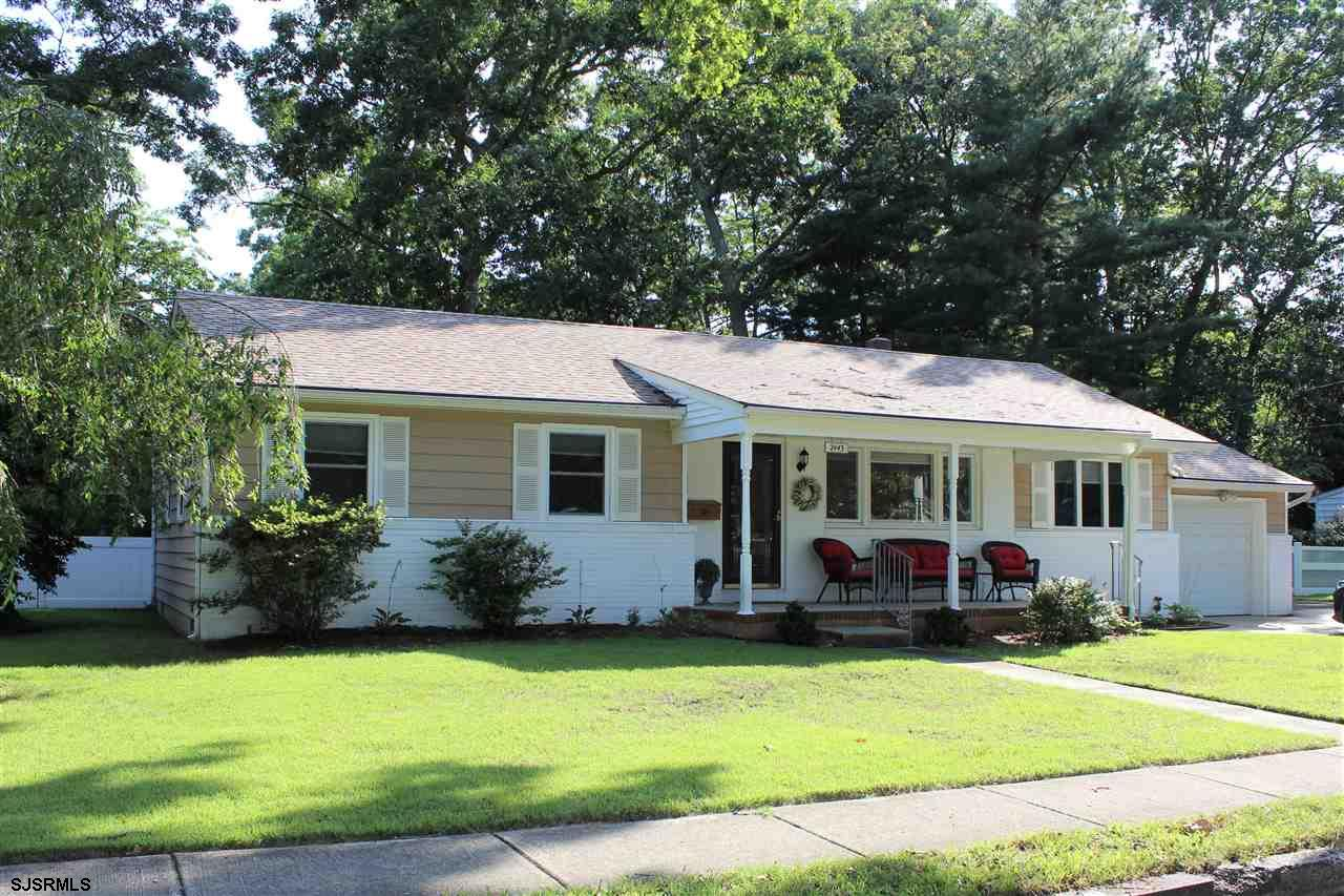 Move right into this adorable completely renovated ranch.  Located on one of the best streets in Nor