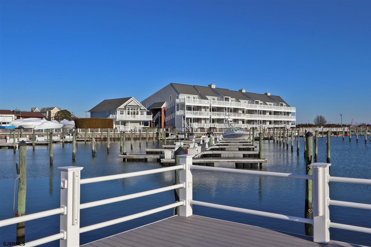 Enjoy the spectacular sunrise from this upscale boating community, which features  water view from o
