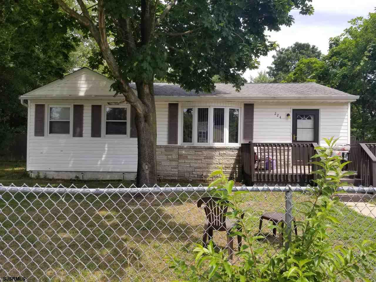 This is 3 Br and 1Ba with a convenient location makes this a great bargain. The home sits adjacent t