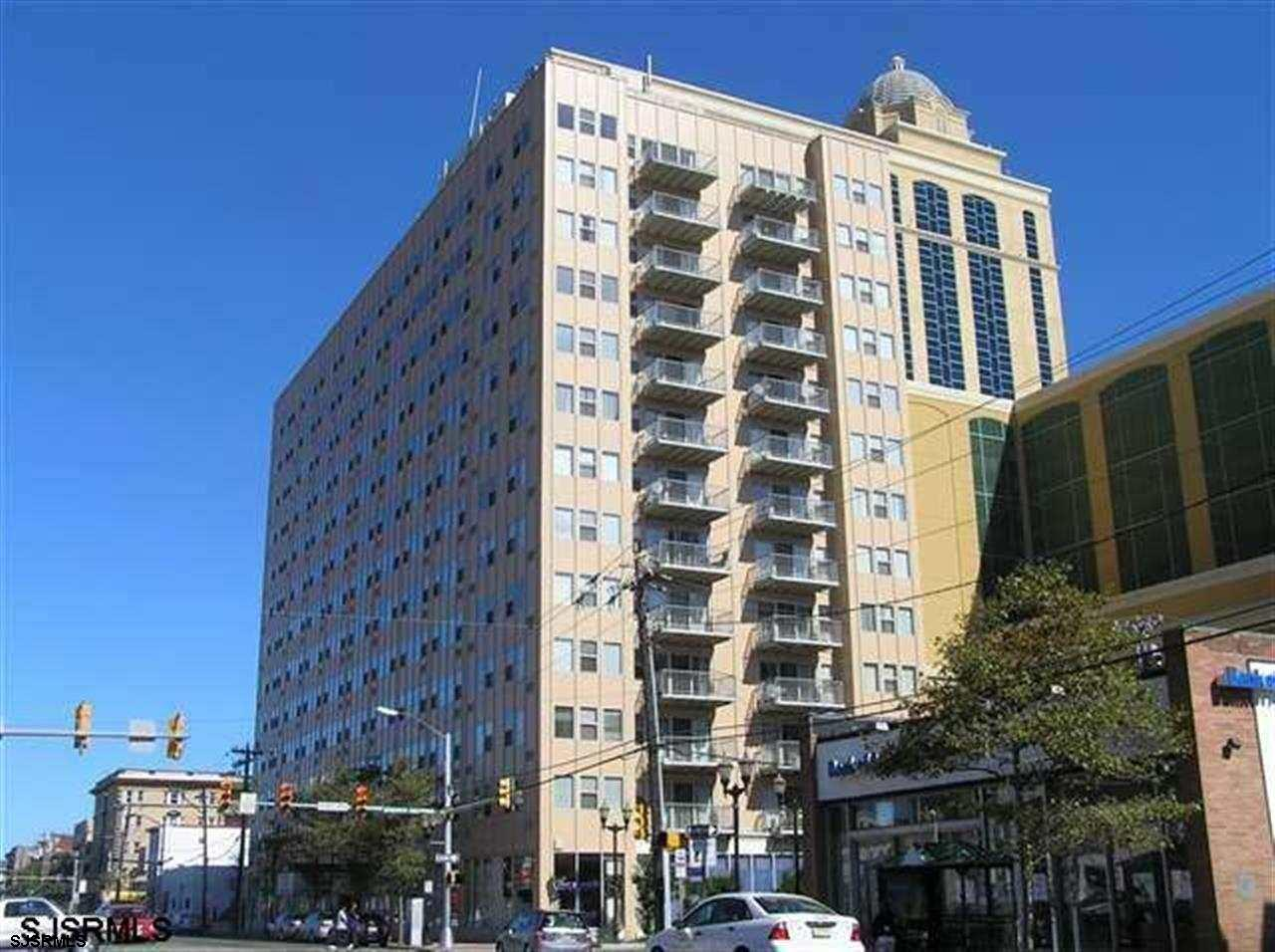 Investors special! Bay view and toward Borgata from this 1 bedroom unit on 4th floor. Tenant occupie