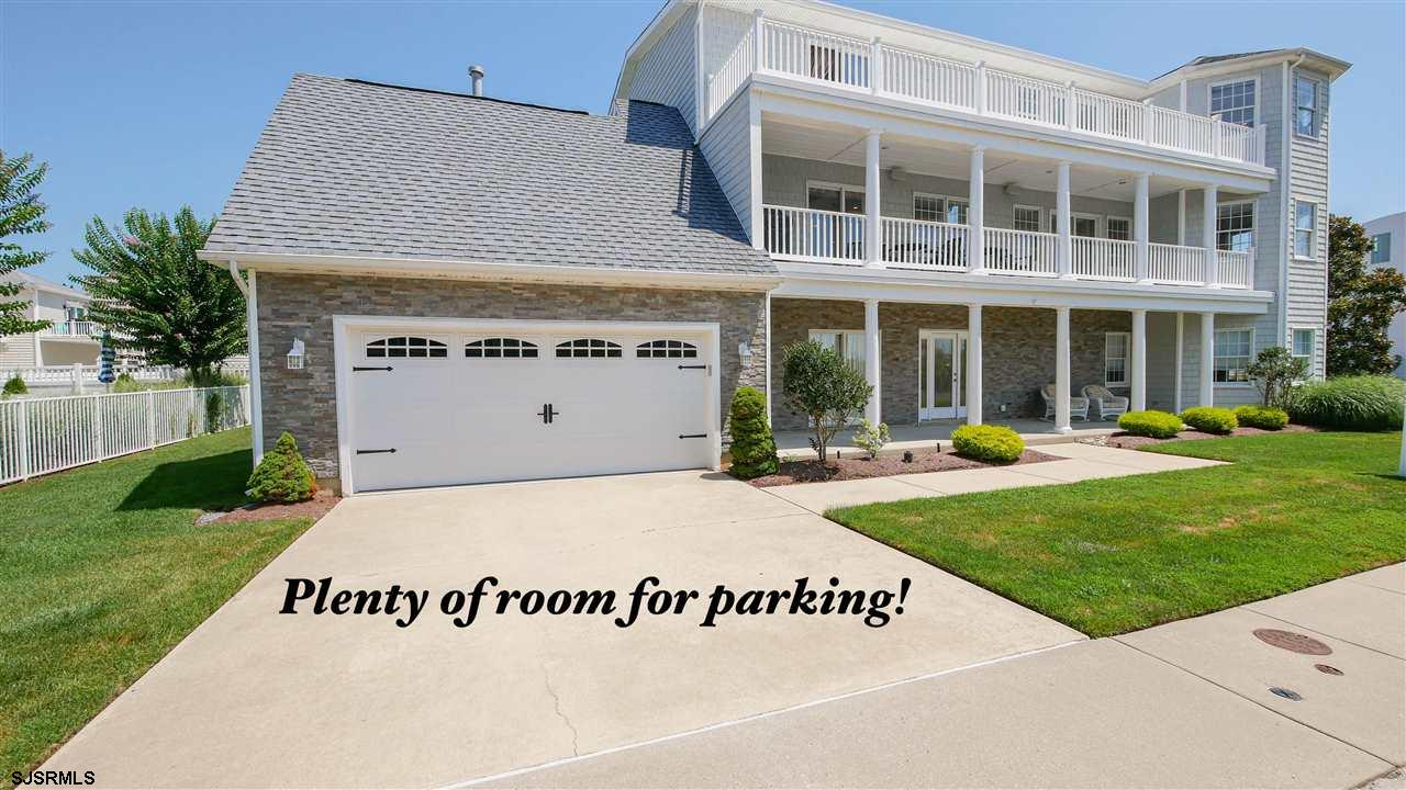 3 Story Beach House . Very private!   Offers Five Bedrooms, 4.5 Baths. Home is located 2nd house fro