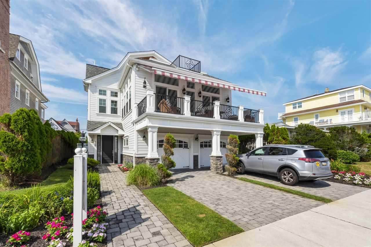 "Fabulous 3-story, Beach Block home located at the Prestigious ""Point Area"" of Longport.  Enjoy endle"
