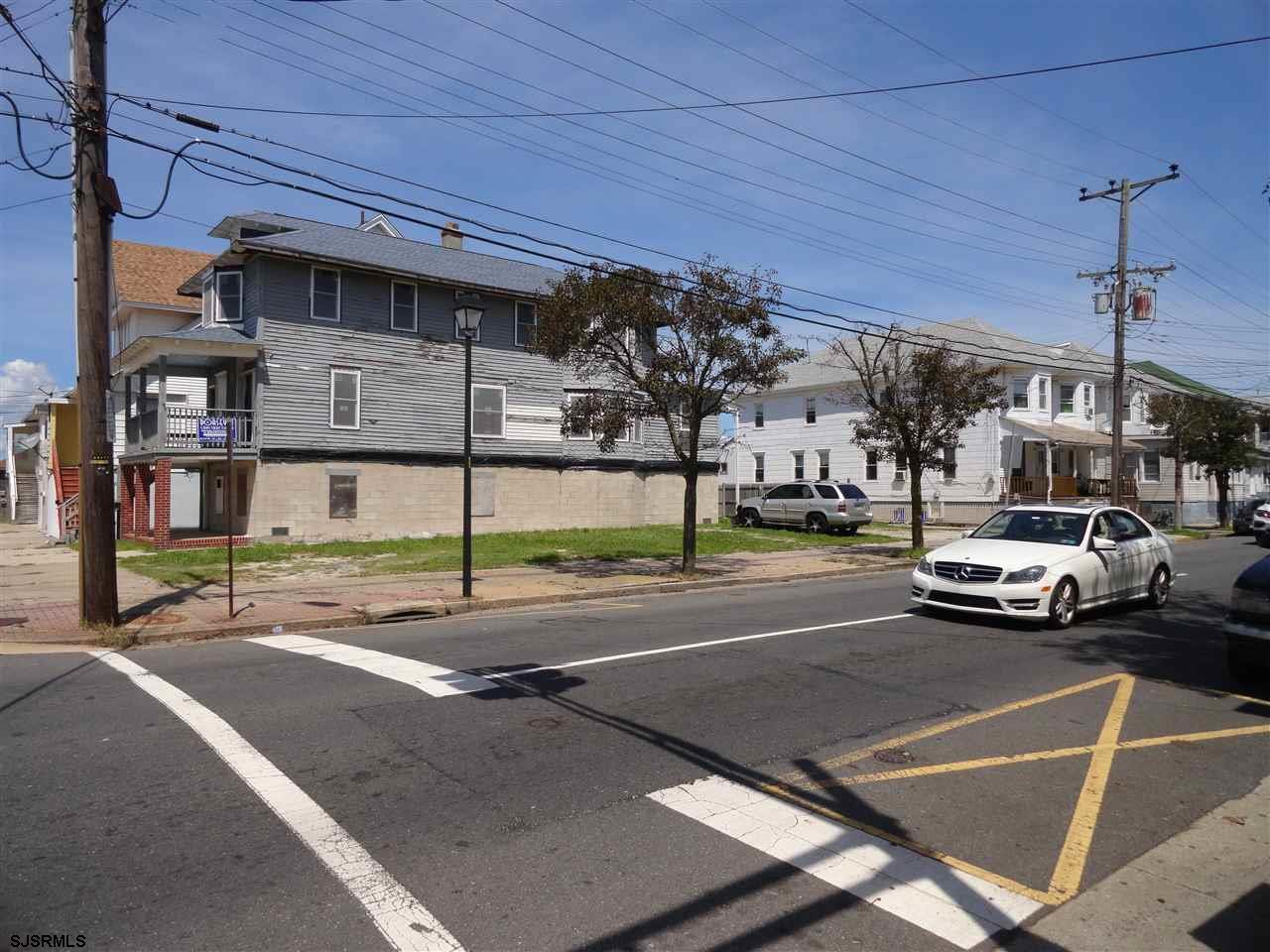 201 N Iowa Ave, Atlantic City, NJ, 08401