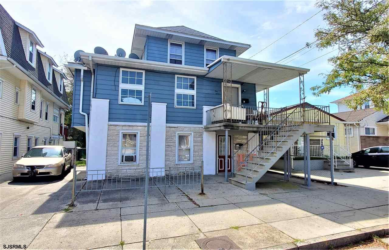 112 N Chelsea Ave, Atlantic City, NJ, 08401