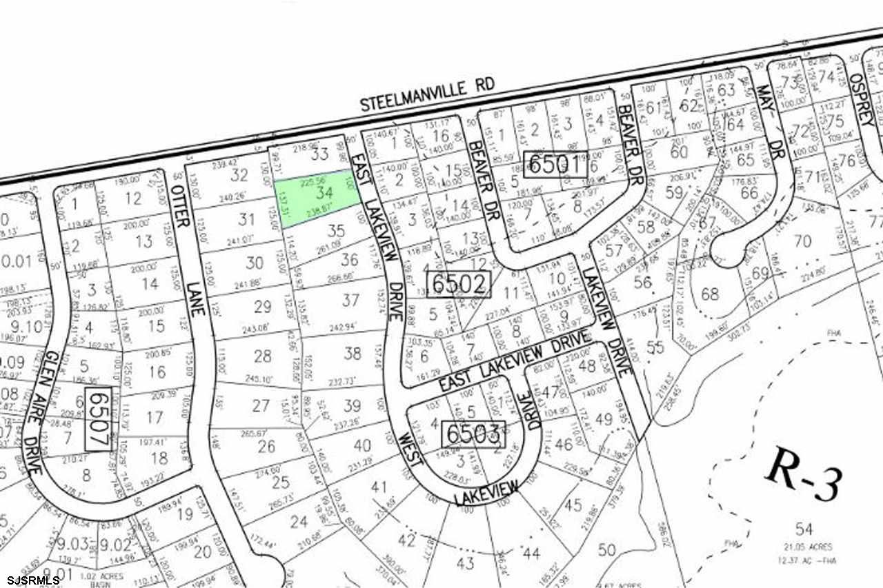 101 E Lakeview Dr, Egg Harbor Township, NJ, 08234
