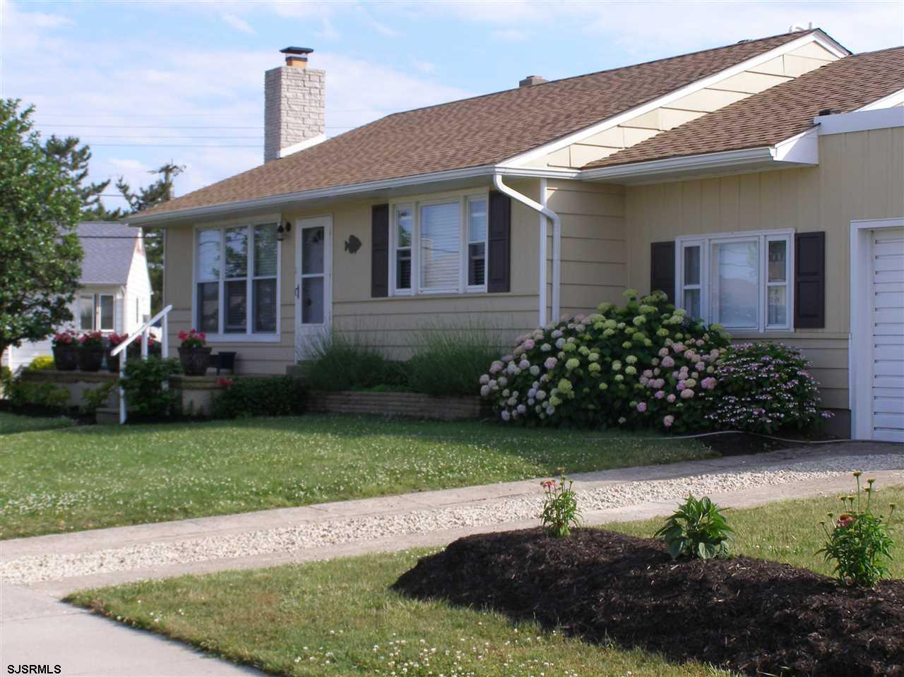 This well maintained rancher is deserving of a new family to make new memories at the shore.  It pro