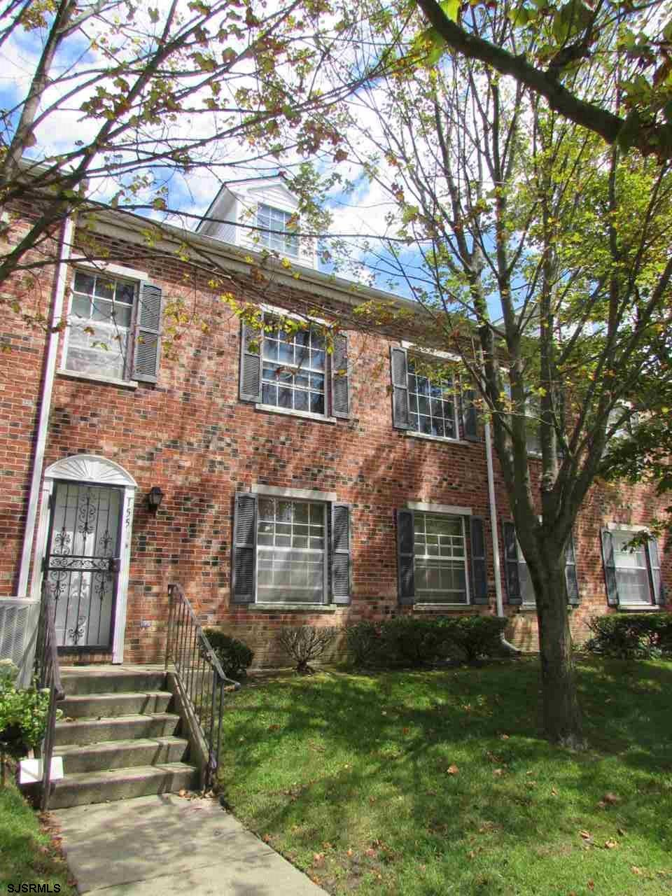 Beautiful totally renovated townhouse with new kitchen, new appliances,   new bathrooms, new floors,