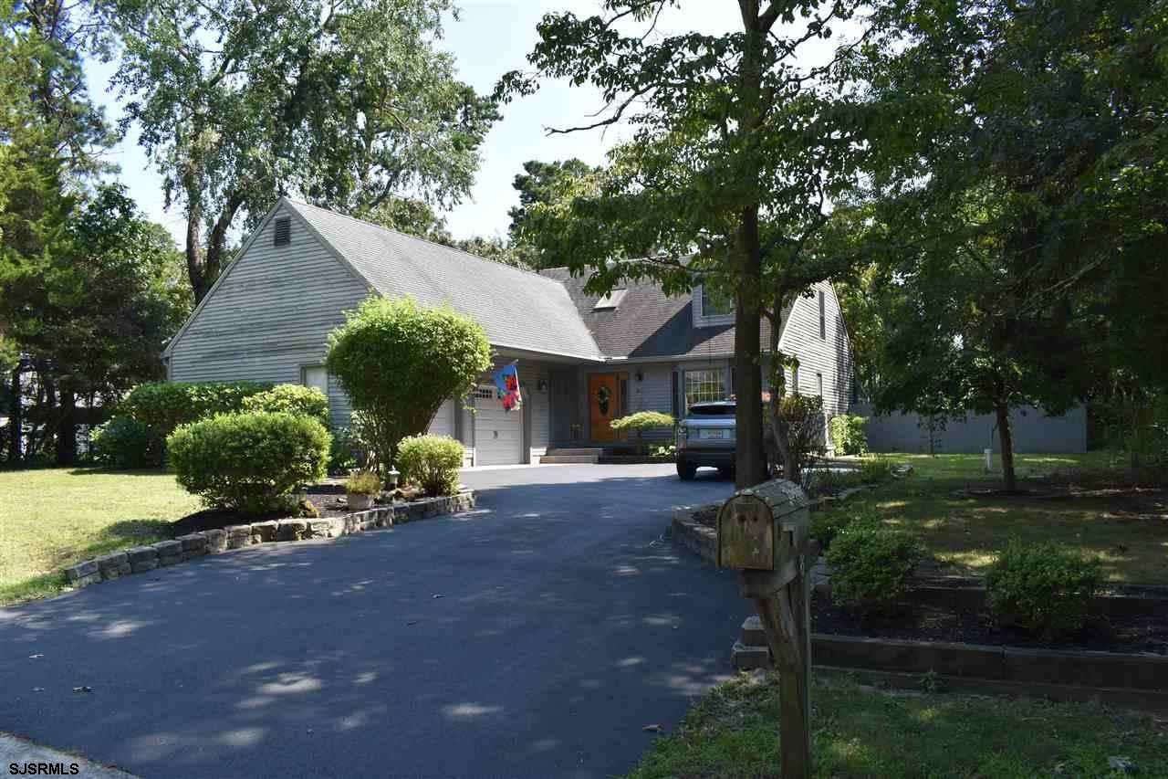 Colony at Smithville. This unique cape cod style home is located on a lovely cul-de-sac and offers a