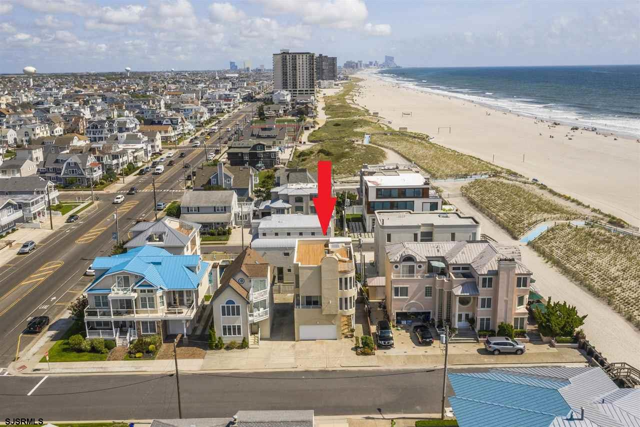 Longport Beach Block with Roof Top Deck! A unique feature at the beach with endless views to enjoy t