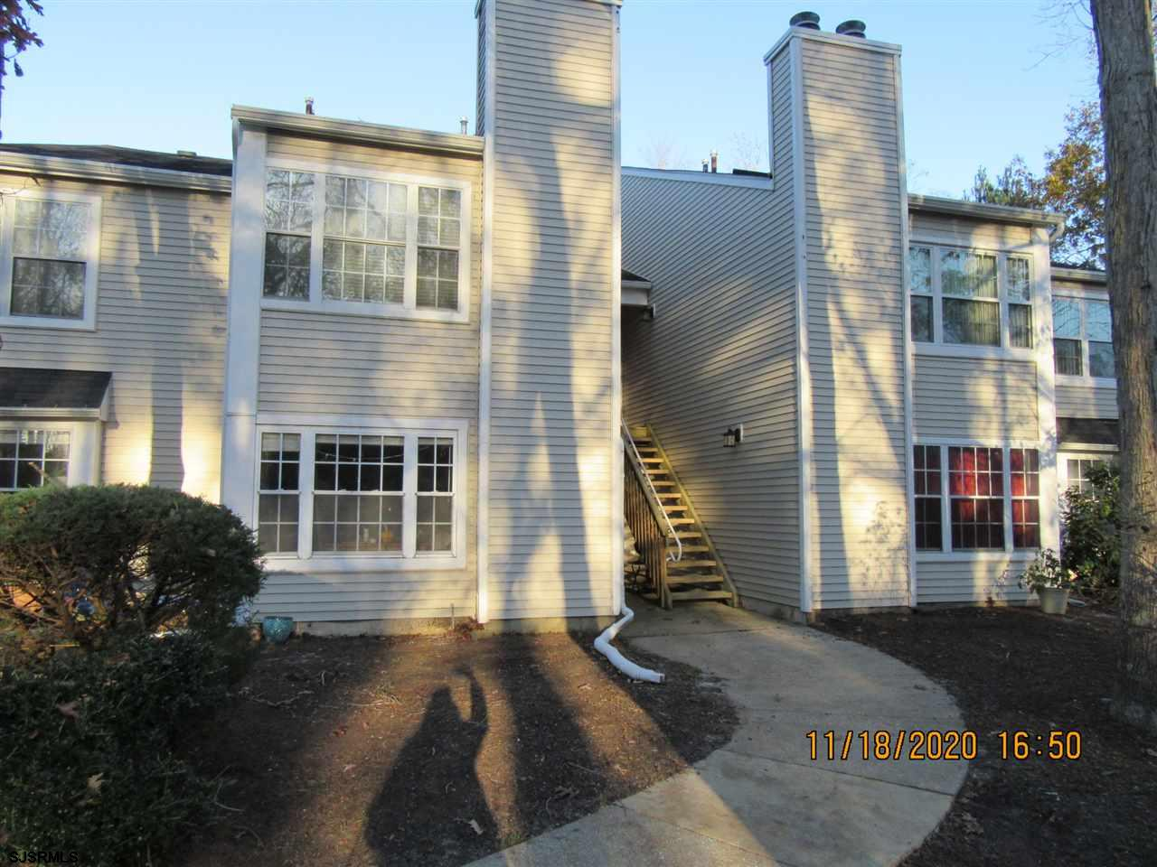 Pheasant Meadow - Located on the 1st floor, this 2 Bedroom, 2 Bath condo has new gas heat and centra