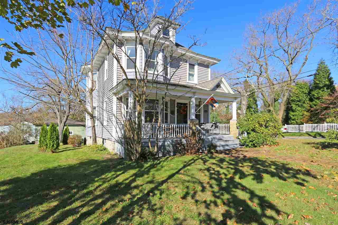 HURRY, ZERO PLUS LOAN OFFERED! Step back in history with this 3br, 2 ba, classic Victorian home, cor