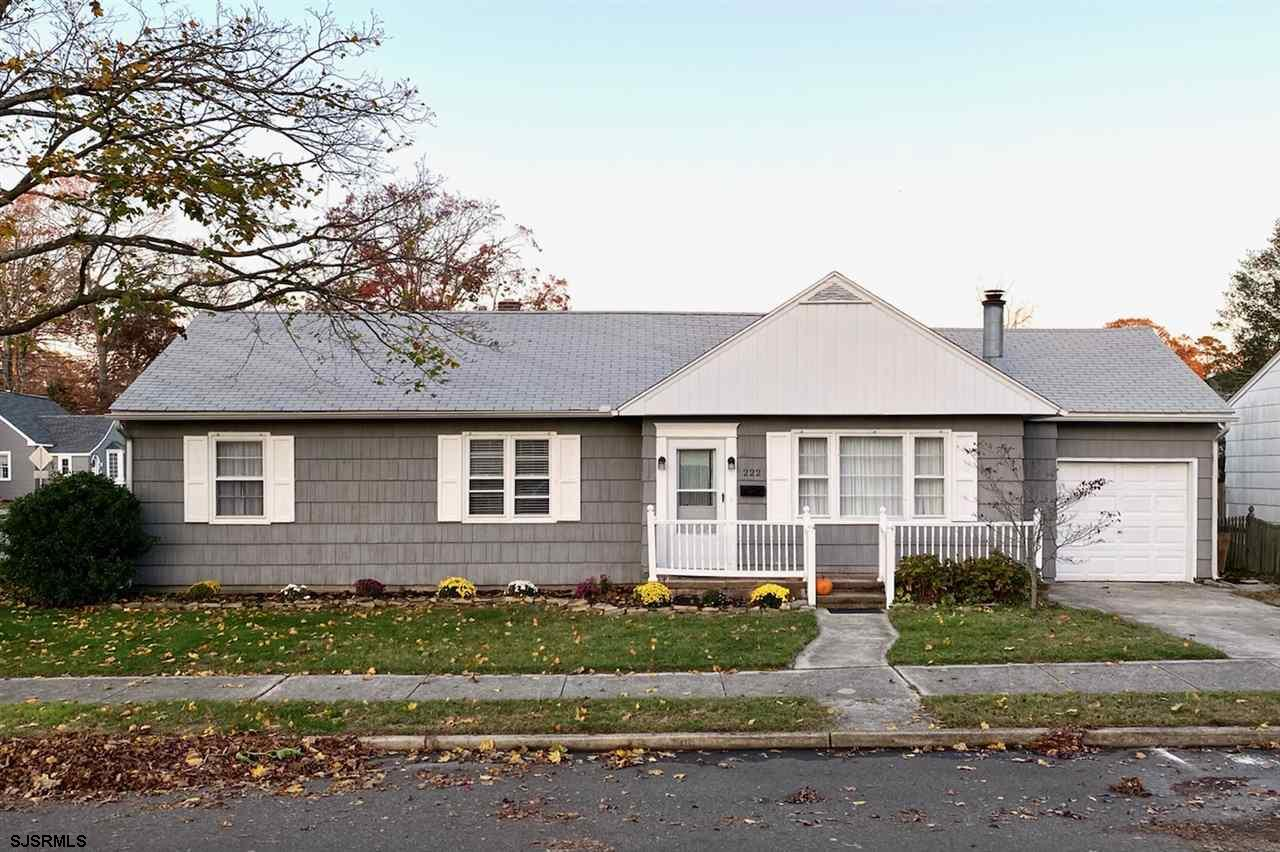 This beautiful updated rancher situated on a corner lot is ready for it's next owner!  Walk through