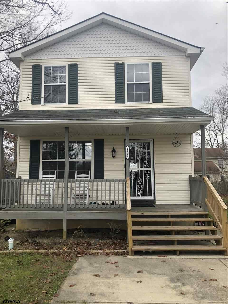Look No Further: This 3 bedroom 2 1/2 Bath, 2 story home is perfect for any size family.  Built in 1