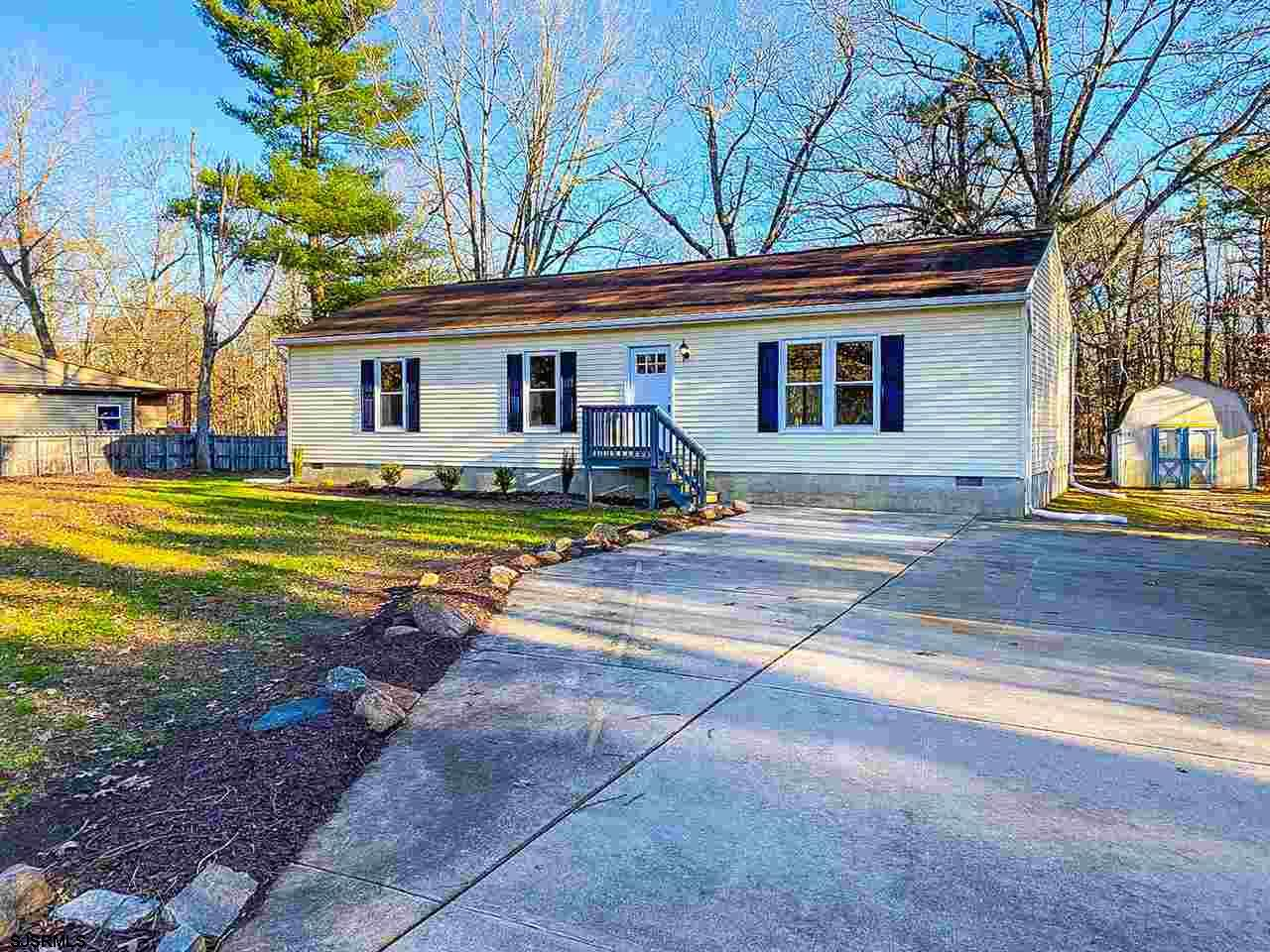 Take advantage of convenient beach living while retaining small-town charm and privacy in this recen