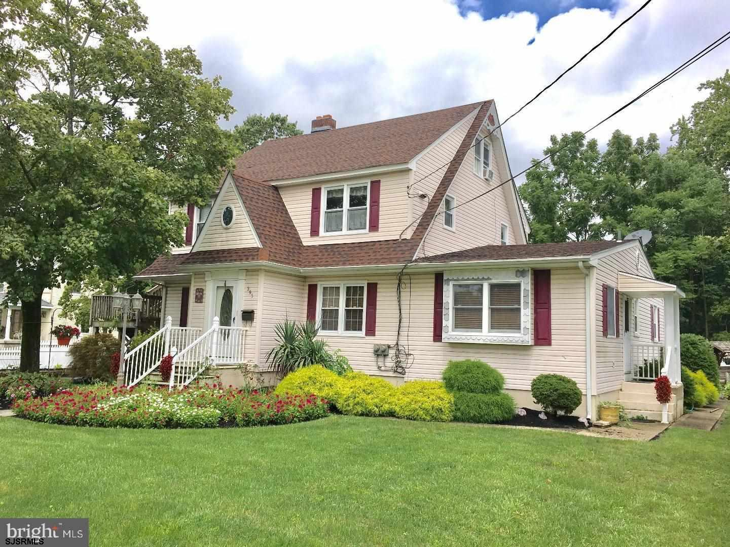 Currently a Legal Duplex.....This beautiful home is versatile to fit anyone's needs! If you're looki