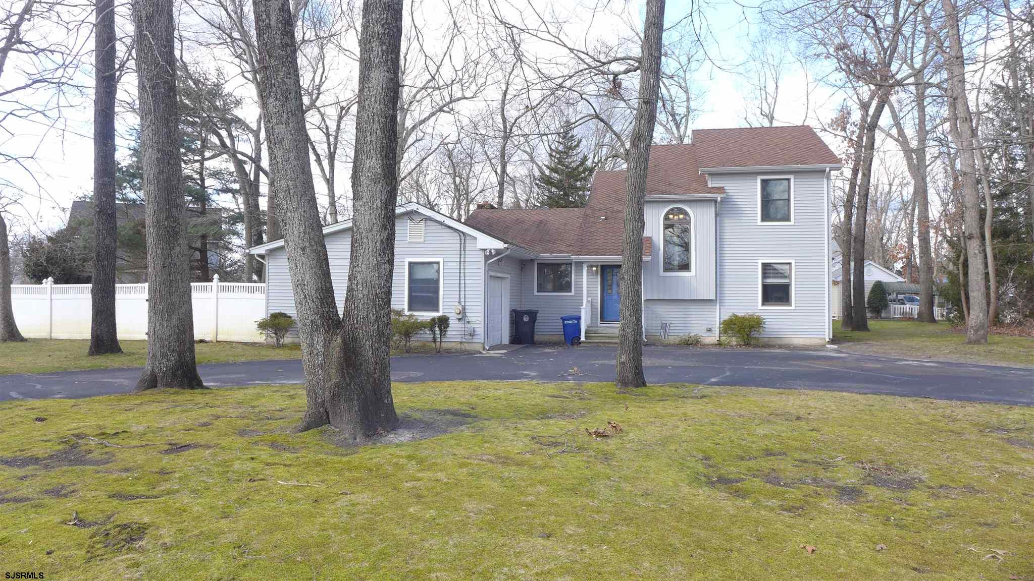What an opportunity to get into this 3 bedroom 2.5 bath home near the center of town. This is a move