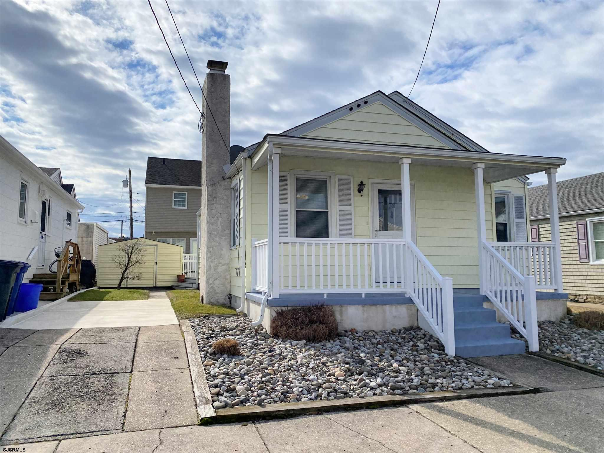 THER PERFECT SHORE HOME! Immaculate and well-maintained 2 bedroom, 2 full bath home located just ste