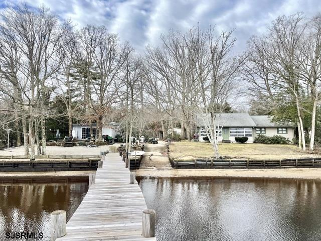 DEEP WATERFRONT/ RIVERFRONT!!! Tremendous and unique opportunity to simultaneously purchase 2 separa