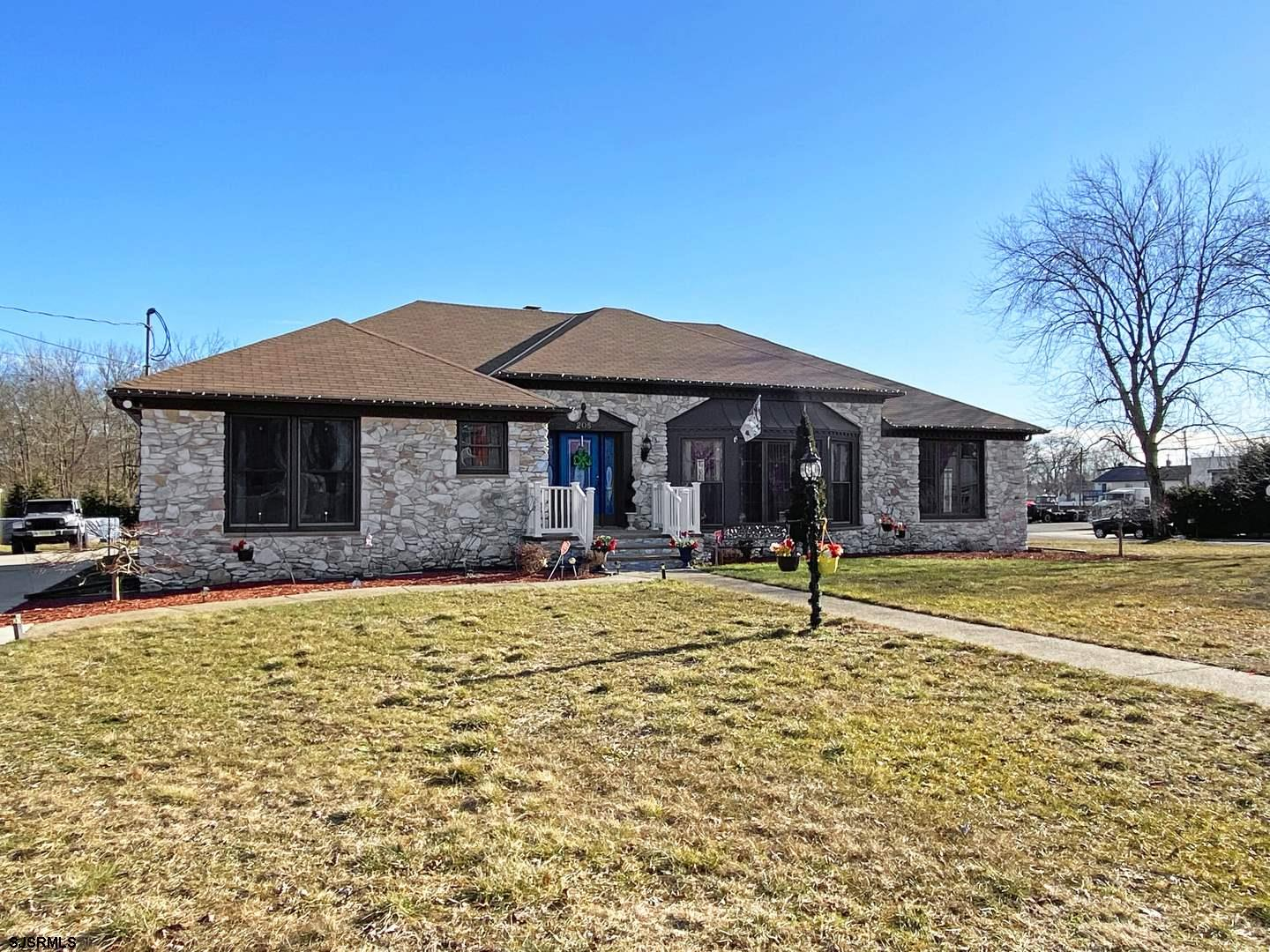 HURRY! ZERO PLUS LOAN OFFERED! This sprawling ranch is the bomb.com! Features: 4 br, 3 full baths, m