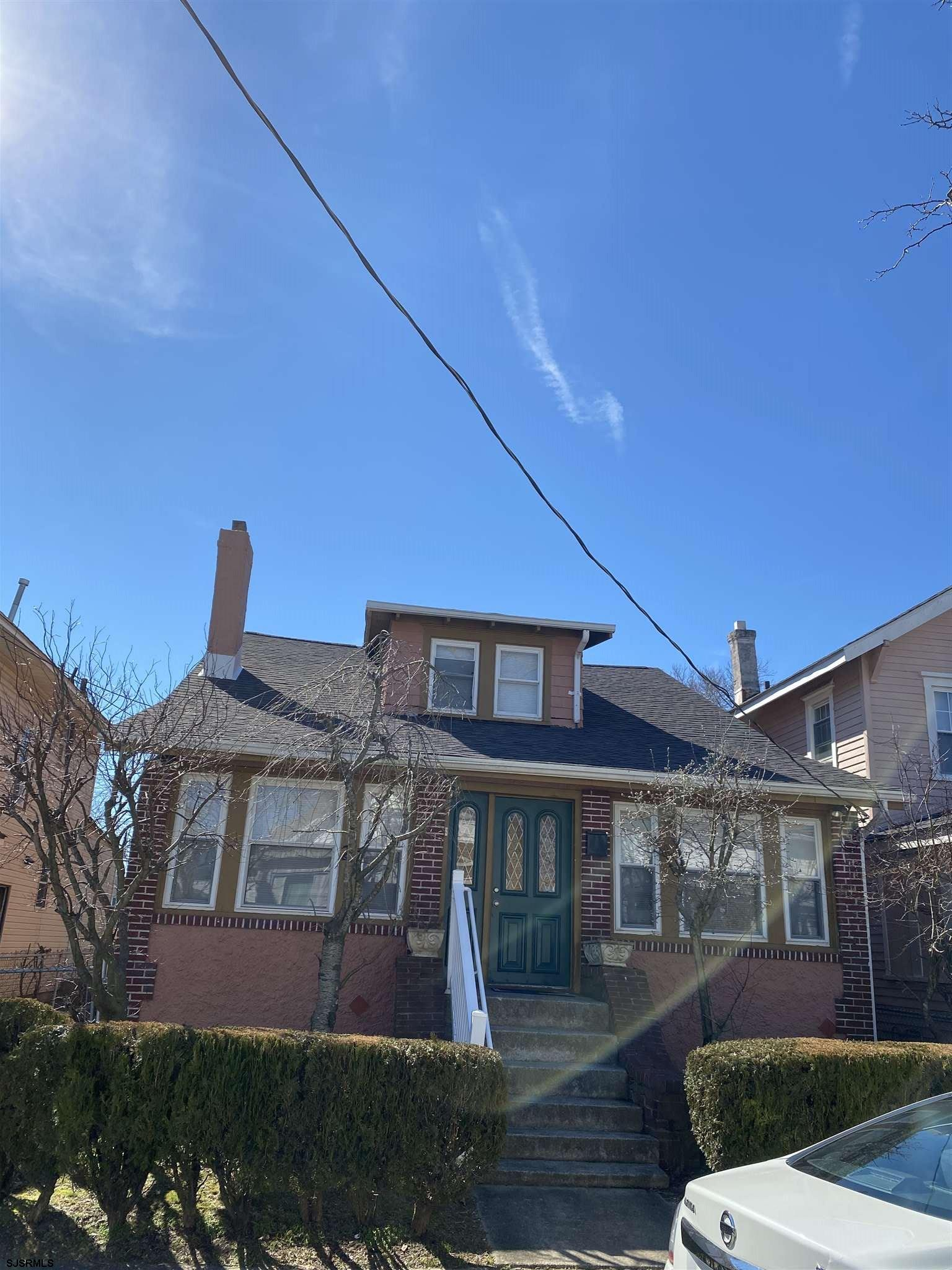 Priced to sell quickly.  Charming bungalow home perfect for a larger family.  New roof, wood burning