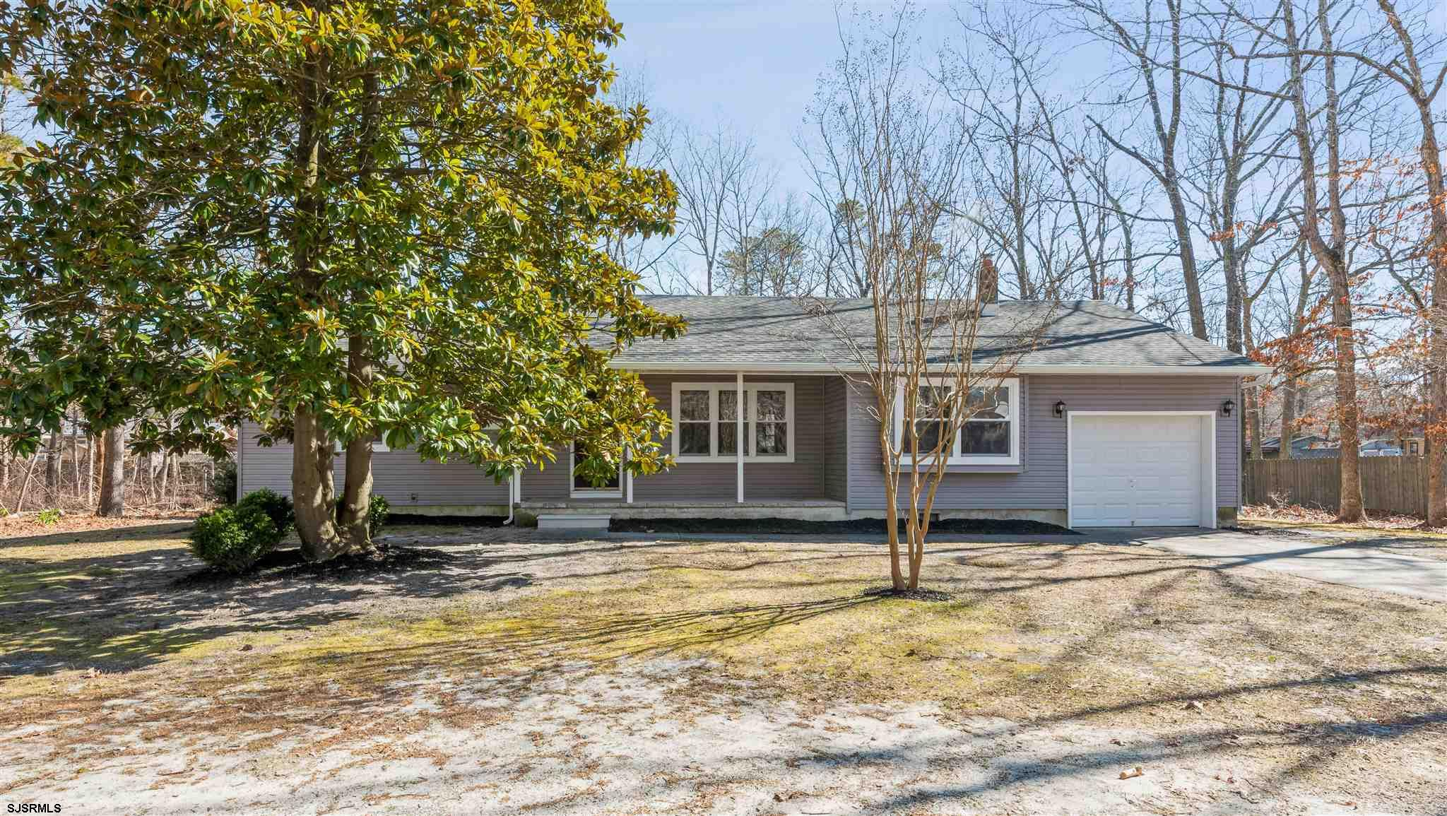 (OPEN HOUSE 2/27/21 11AM-3PM) (OPEN HOUSE 2/28 2:30PM-4:30PM) NEW GALLOWAY LISTING ALERT!! COZY RANC