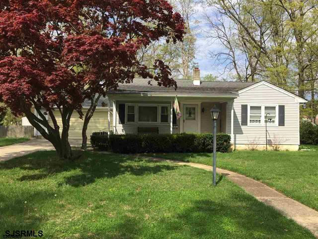 ADORABLE RANCH ON CORNER LOT IN ABSECON ESTATES. MORE PICTURES TO COME.