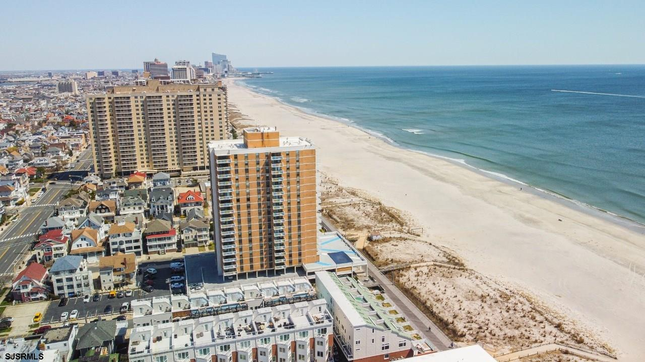 5 Star Panoramic Ocean Views of Ventnor and Atlantic City beaches. 1 bedrooms could be two bedrooms