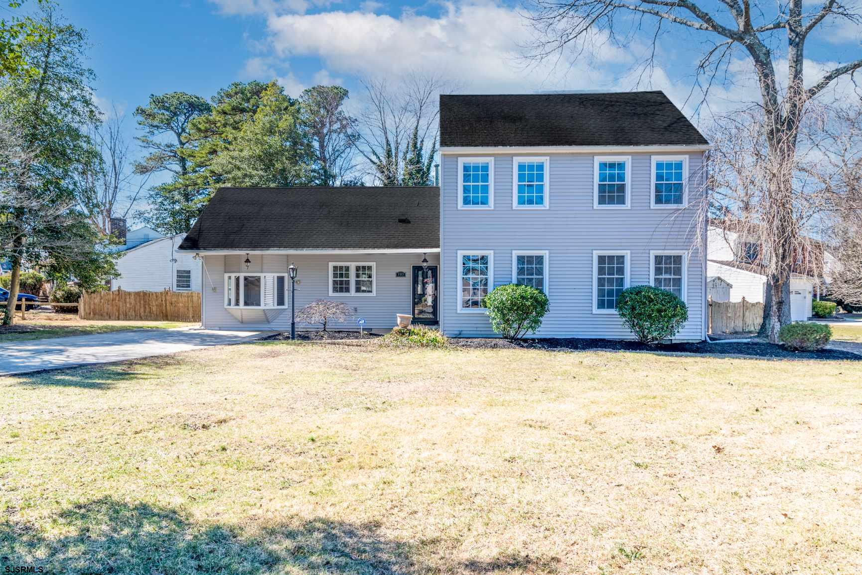 ABSECON SHORES!! THIS BEAUTIFUL LARGE HOME HAS MANY RECENT UPDATES INCLUDING, SOME APPLIANCES ARE NE