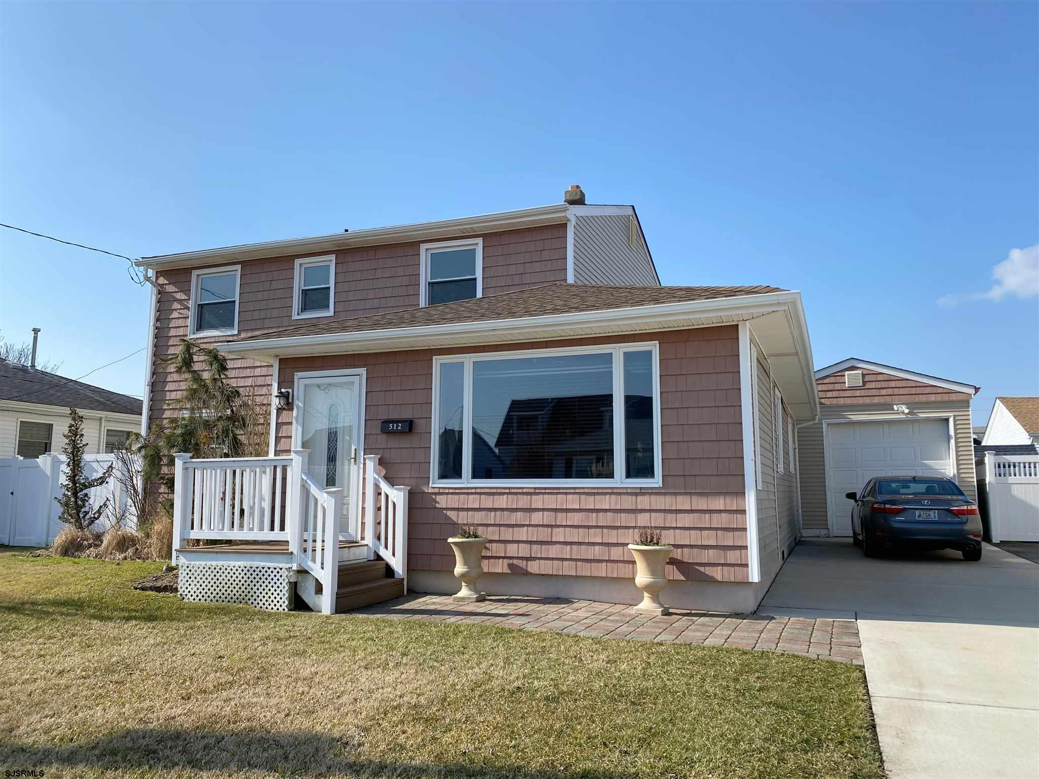 **NEW PRICE** Spacious 2-story home featuring a fabulous floor plan, 5 bedrooms, and 2 full baths!!