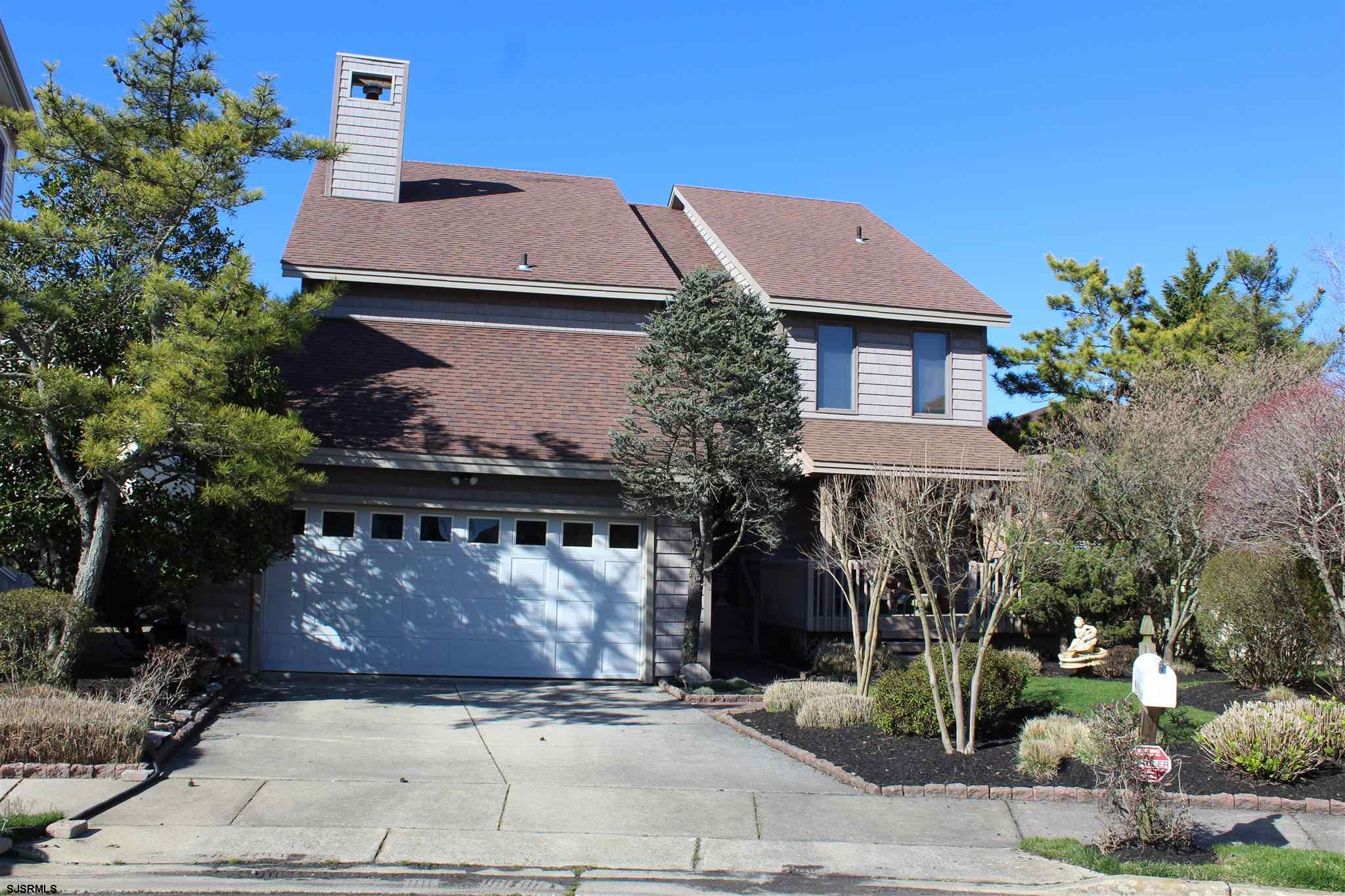 Quiet and very desirable private neighborhood. This well maintained family home features 5 bedrooms
