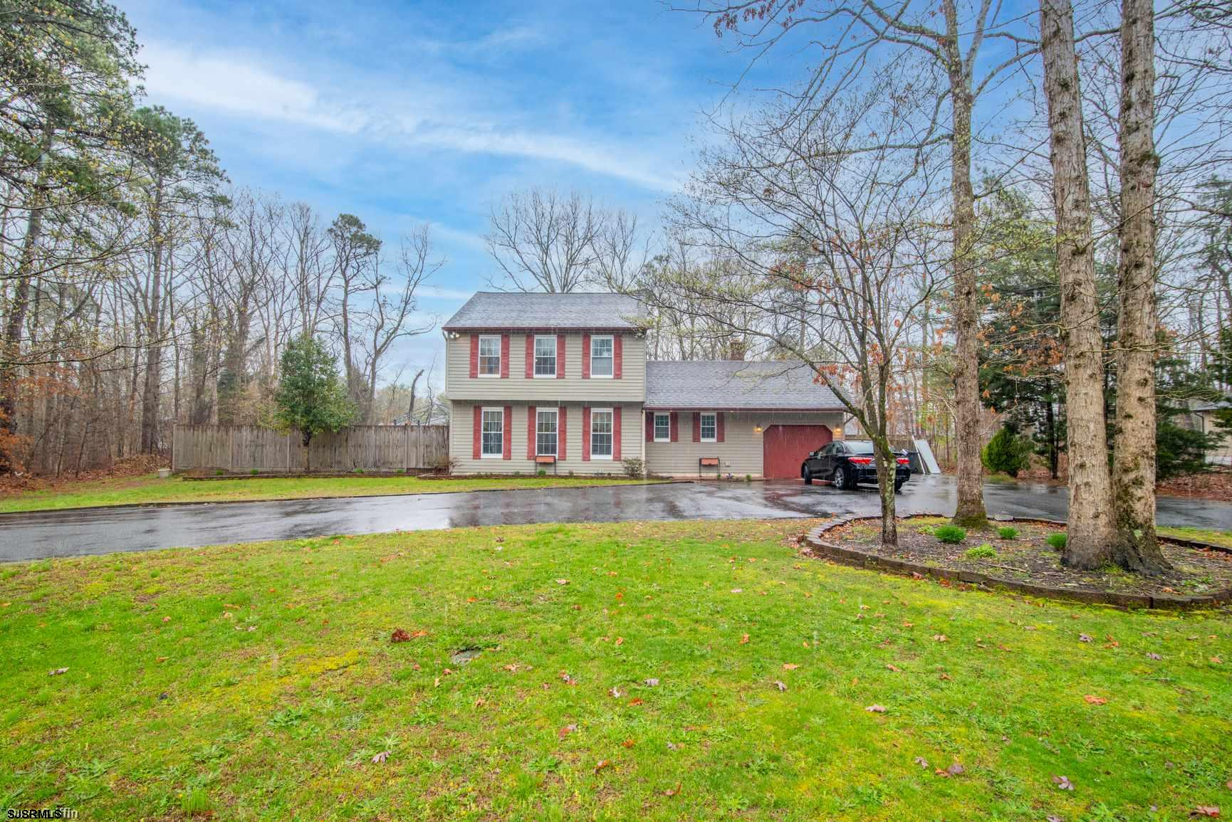 Come take a tour of this Gorgeous Galloway Great Creek Road Colonial style Casa. This well-maintaine
